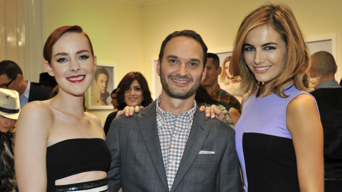 Jeff Vespa Jena Malone Camilla Belle The Art of Discovery